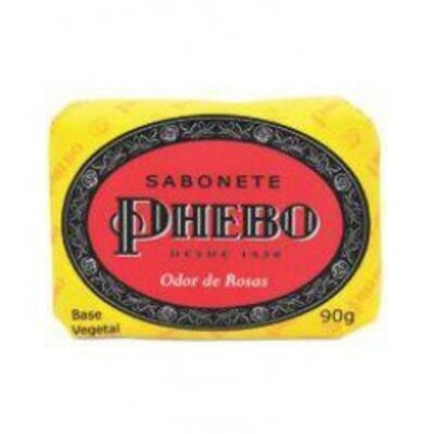 Imagem 1 do produto Sabonete Phebo Odor Rosas 90g