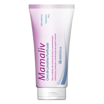 Imagem 1 do produto Mamaliv Hidratante para Mamilos 30g