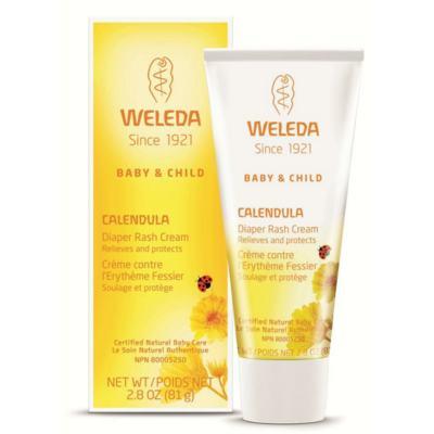 Imagem 2 do produto Calêndula Babycreme Weleda - Tratamento Antiassaduras - 75ml