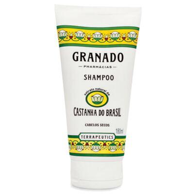 Imagem 2 do produto Kit Granado Shampoo + Condicionador Castanha do Brasil 180ml + Sabonete Glicerinado 90g