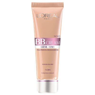 Imagem 4 do produto Loreal Água Tônico Micelar 200ml + Base L'Oréal BB Cream 5 em 1 Clara FPS 20 50ml