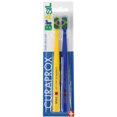 Escova Dental Curaprox Ultra Soft 2 Unidades
