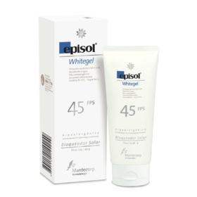 Protetor Solar Episol Whitegel - FPS 45 | 60g