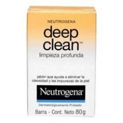 Imagem 4 do produto Tônico 2 em 1 Energizing Neutrogena Deep Clean 200ml + Neutrogena Sabonete Facial Deep Clean Energizante 80g