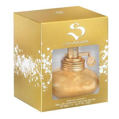 Imagem 1 do produto S By Shakira Glitter Edition Feminino Eau De Toilette - 80ml