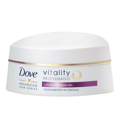 Imagem 3 do produto Kit Dove Vitality Rejuvenated Shampoo 200ml + Creme De Tratamento Capilar 350g
