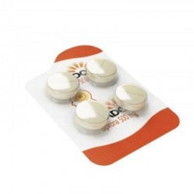 Imagem 1 do produto Anador 500mg 4 comprimidos - 4 comprimidos