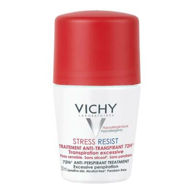 Imagem 1 do produto Desodorante Roll On Vichy Stress Resist 72h 50ml