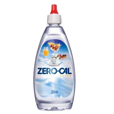 Adoçante Zero-Cal Líquido 200ml
