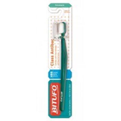 Imagem 1 do produto Escova Dental Bitufo Class Antibac Extra Macia
