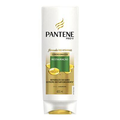 Imagem 3 do produto Kit Pantene Restauração Shampoo 400ml + Condicionador 400ml