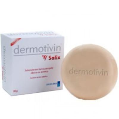 Imagem 1 do produto Sabonete Dermotivin Salix 90g