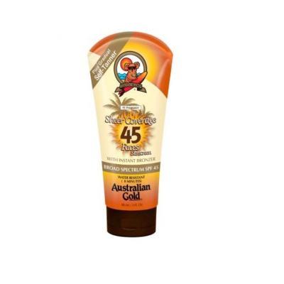 Protetor Solar Facial Australian Gold Sheer Coverage Face 88ml
