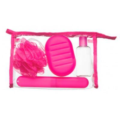 Imagem 1 do produto Kit Viagem Ricca Colors Maestral 4 Peças