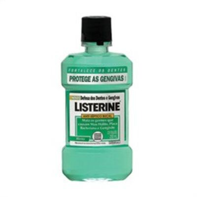 Antisséptico Bucal Listerine Defense 250ml