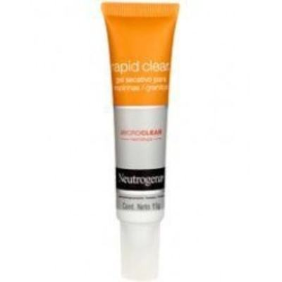 Neutrogena Rapid Clear Gel Secativo para Espinhas - 15g