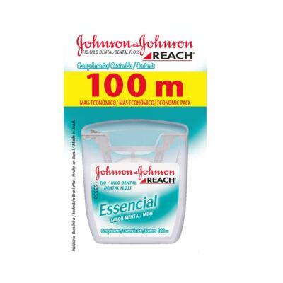 Imagem 1 do produto Fio Dental Johnson´s Essencial Menta 100m