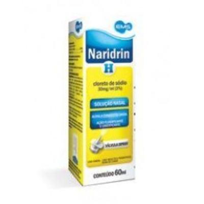 Naridrin-H 3% EMS 60ml Solução Spray