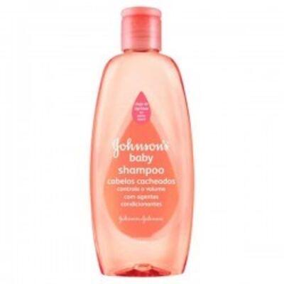 Shampoo Johnson´s Baby Cabelos Cacheados 200ml