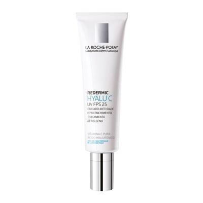 Tratamento Anti-idade La Roche-Posay Redermic Hyalu C UV FPS 25 40ml