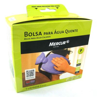 Bolsa para Água Quente Mercur P 330ml