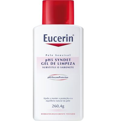 Eucerin Gel de Limpeza Skin Protection ph5 Syndet 250ml