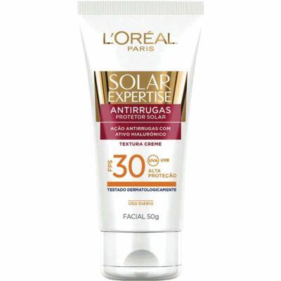 Imagem 2 do produto Protetor Solar L'Oréal Expertise Facial FPS 30 50ml