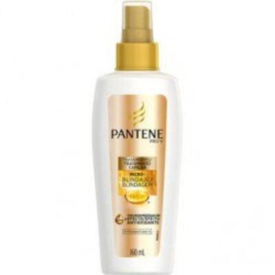 Imagem 1 do produto Tratamento Pantene Spray Micro Blindagem Anti Oxidante 160ml