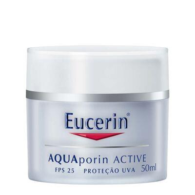 Creme Facial Eucerin Aquaporin Active FPS 25 50ml