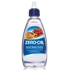 Adoçante Líquido Zero-Cal - Sucralose   100ml
