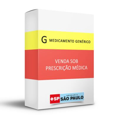 Imagem 1 do produto Cloridrato de Ciprofloxacino 400mg Genérico Sandoz 15 Comprimidos