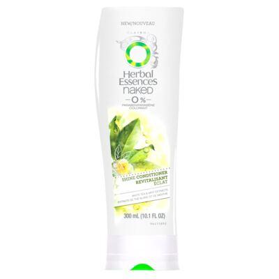 Condicionador Herbal Essences Naked Shine 300ml