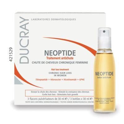 Ducray Neoptide Flaconetes com 3
