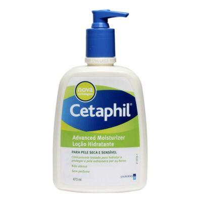 Imagem 1 do produto Advanced Moisturizer Cetaphil 473g