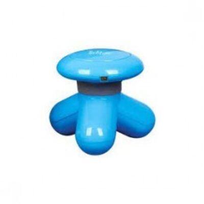 Mini Massageador Techline MS-1000 Azul
