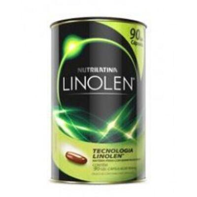 Imagem 1 do produto Linolen Nutrilatina Age 45 X 2 Cápsulas