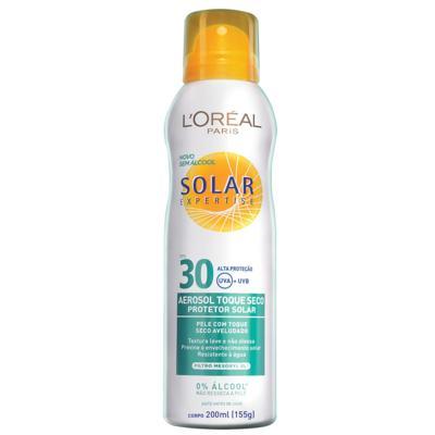 Protetor Solar L'Oréal Expertise Spray FPS 30 200ml
