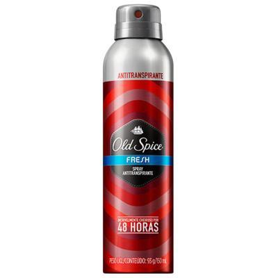 Aero Fresh Old Spice - Desodorante - 93g