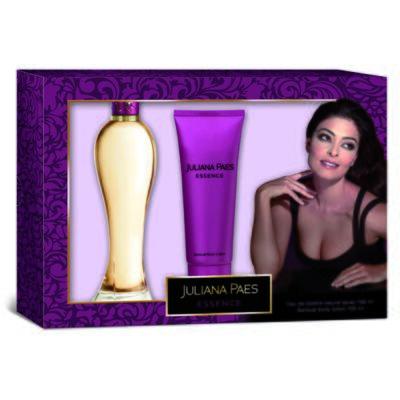 Imagem 2 do produto Juliana Paes Essence Juliana Paes - Feminino - Eau de Toilette - Perfume + Loção Corporal - Kit