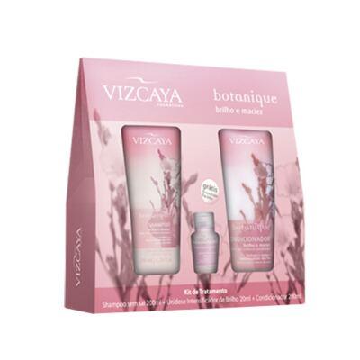 Imagem 2 do produto Kit Vizcaya Botanique Brilho e Maciez - Kit