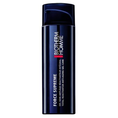 Rejuvenescedor Facial Biotherm Homme Force Supreme Gel - 50ml