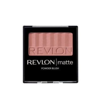 Imagem 1 do produto Matte Powder Blush Revlon - Blush - 03 - Perfectly Peach