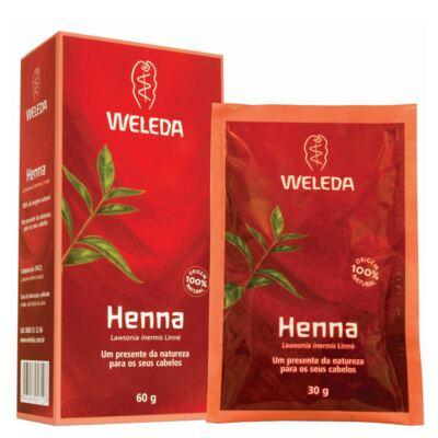 Imagem 2 do produto Weleda Henna - Pó Tonalizante - 60g