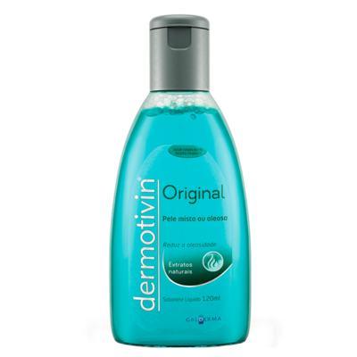 Imagem 1 do produto Dermotivin Original - Sabonete Líquido - 120g