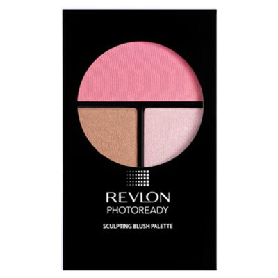 Imagem 1 do produto Photoready Sculpting Blush Palette Revlon - Blush - Pink
