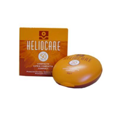Imagem 1 do produto Heliocare Compacto Fps 50 Heliocare - Protetor Solar Facial com Cor - Brown