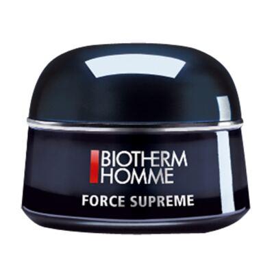 Imagem 1 do produto Creme Anti-Rugas Rejuvenescedor Masculino Biotherm Homme Force Supreme Creme - 50ml