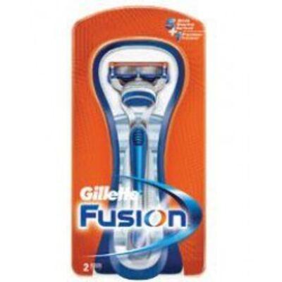 Imagem 2 do produto Aparelho de Barbear Gillette Fusion Regular - 1 unidade