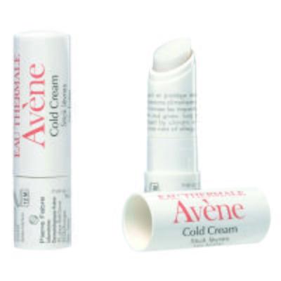 Kit Avene Cold Cream Labial Stick 2 Unidades