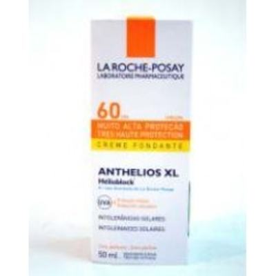 Creme Anthelios Helioblock Tratamento Fondante FPS 60 50ml
